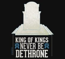 Enigma- Never be Dethrone by theenigma47