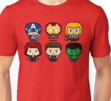 Chibits Assemble! Unisex T-Shirt