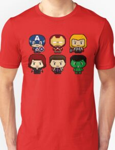 Chibits Assemble! T-Shirt