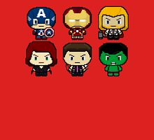 Chibits Assemble! Unisex T-Shirt