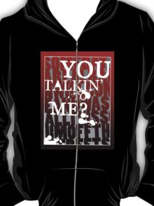 Taxi Driver - You Talkin' to Me? T-Shirt