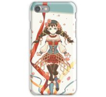 A Girl iPhone Case/Skin