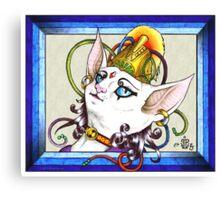 Kinessu Miniature Canvas Print