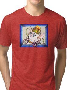 Kinessu Miniature Tri-blend T-Shirt