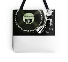 Truthstream Media Record Player Tote Bag