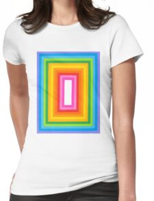 Concentric 14 Womens Fitted T-Shirt
