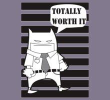 Gotham City Impostor BAT Kids Tee