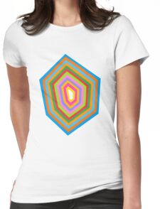 Concentric 20 Womens Fitted T-Shirt