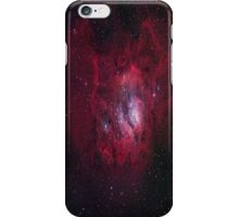 Galaxy Red and Black Iphone case iPhone Case/Skin