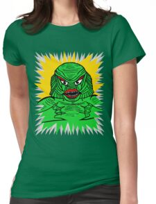 Creature Womens Fitted T-Shirt