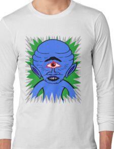 Space Cyclops Long Sleeve T-Shirt