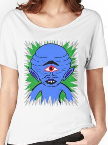 Space Cyclops Women's Relaxed Fit T-Shirt