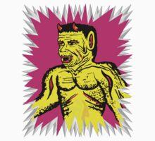 Yellow Devil by sashakeen