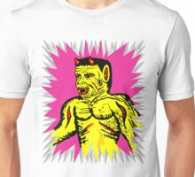 Yellow Devil Unisex T-Shirt