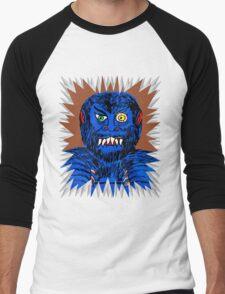 Wolfie Men's Baseball ¾ T-Shirt