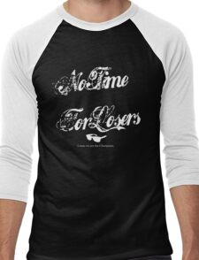 No Time For Losers Men's Baseball ¾ T-Shirt