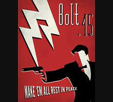 Bolt .45 Unisex T-Shirt