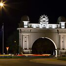 Arch Of Victory by Vince Russell