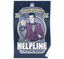 TARDIS Helpline Poster
