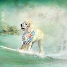 Lil' Surfer Dude by Trudi's Images