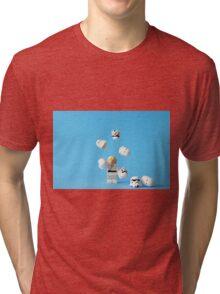 """Roll up! Roll up!"" Tri-blend T-Shirt"