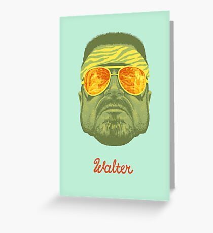 Walter Greeting Card