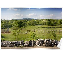The Stone Fence Poster
