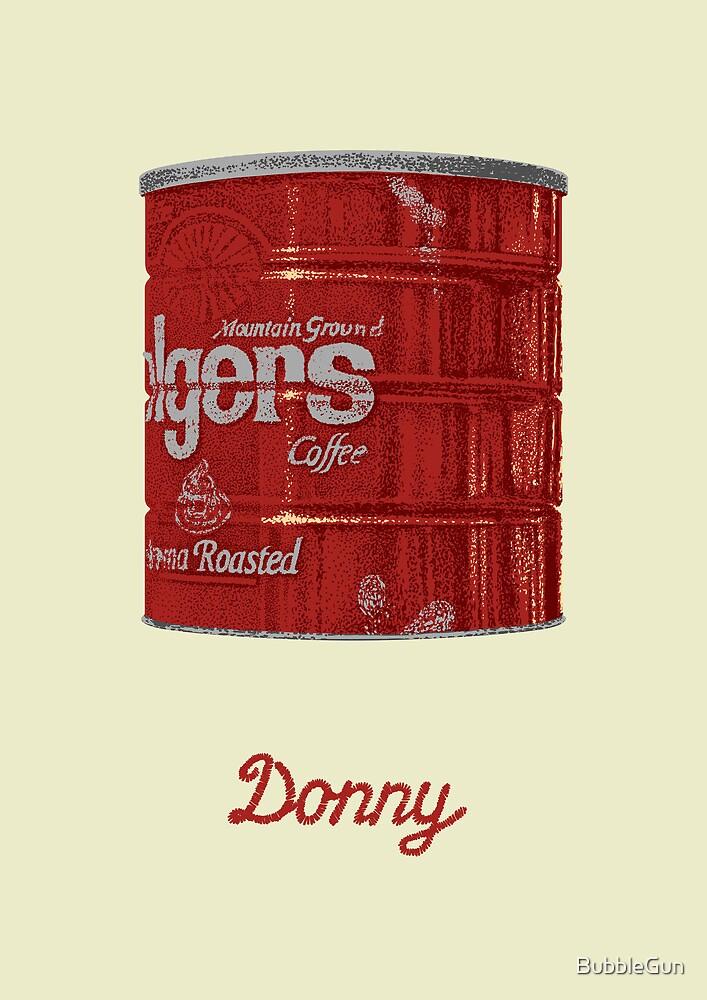 Donny by BubbleGun