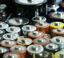 Batteries by mypic2sell