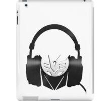 vinyl dj decepticon iPad Case/Skin