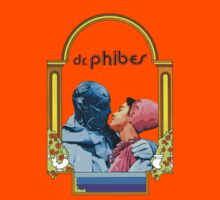 Dr Phibes (b-movie) by BungleThreads