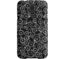 Pile of Grey Bicycles Samsung Galaxy Case/Skin