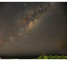 Milky Way Panorama Photographic Print