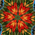 Tulip Fractal by Tori Snow