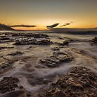 Rocky Sunrise by yolanda