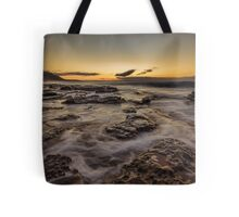 Rocky Sunrise Tote Bag