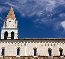 Close-up On the Basilica by Emmeci74