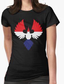 Netherlands Phoenix Womens Fitted T-Shirt