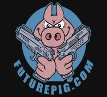 Futurepig T-Shirt by thapig