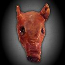 Pig's head by RusticShiraz