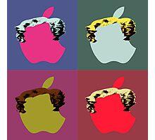 Pop Apple Photographic Print