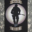 Navy Seal by AirbrushedArt