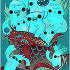 Monster Gift by Zsuzsa Goodyer