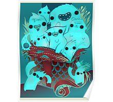 Monster Gift Poster