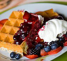 yummy breakfast by Manon Boily