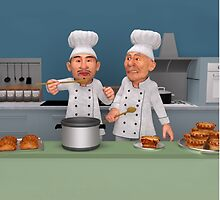 Too Many Cooks 4 - The Taste Test by Liam Liberty