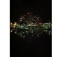 The Hobart Wharf #2 Photographic Print