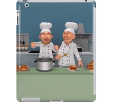 Too Many Cooks 4 - The Taste Test iPad Case/Skin