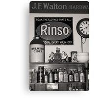 The Hardware Shop Canvas Print