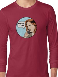 Pop Scully Long Sleeve T-Shirt